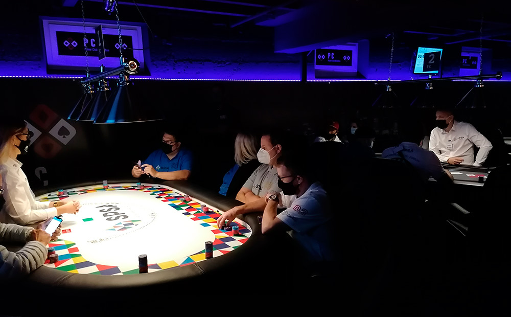 SPSA Pokeraction im Poker Club St. Gallen