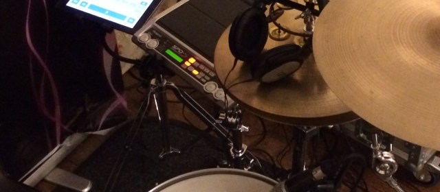 Love or hate it, technology is becoming an integral part of every drummers set up
