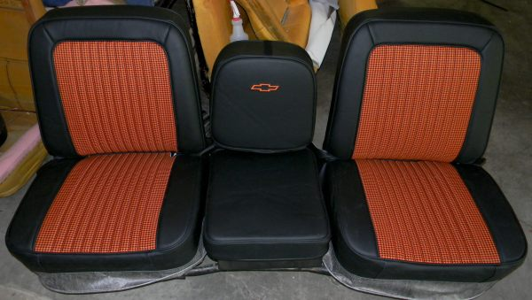 Chevy Truck Buddy Bucket Seat Covers