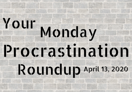 Monday procrastination roundup: Dark side of the moon