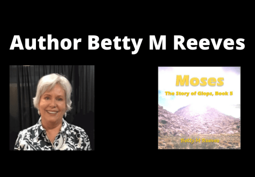 Guest post: Author Betty M Reeves