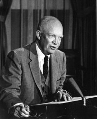 Dwight Eisenhower 1890 - 1969 34th President of the United States