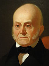 John Quincy Adams 1767 - 1848 6th President of the United States