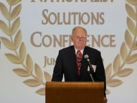 Pat Shannan Addresses the 2019 Nationalist Solutions Conference