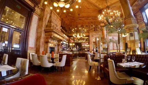 ベルギー・ブリュッセル Cafe Metropole訪問レポート 歴史的建造物に感動