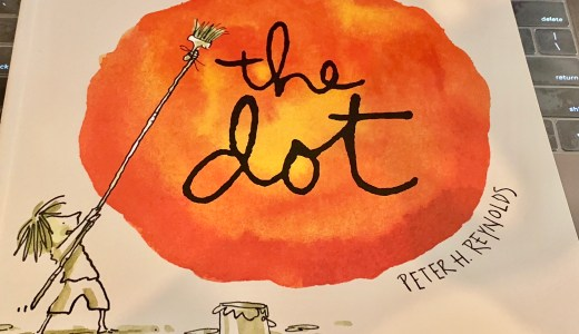 The Dot by Peter H. Reynolds【書評】