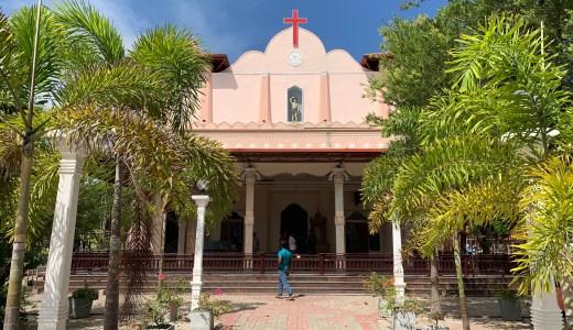 スリランカ爆発事件の現場を実際に見てきました ネゴンボ 聖セバスティアン教会