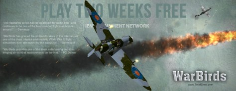 Warbirds Facebook Cover