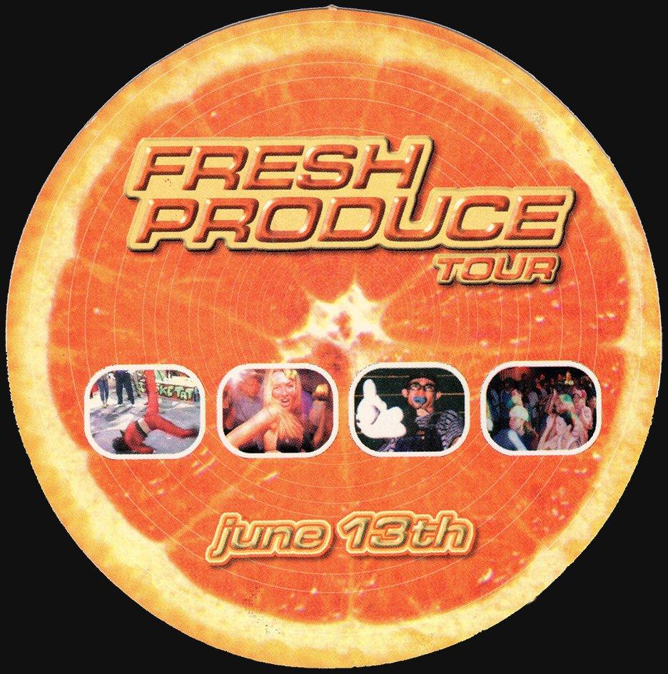 fresh produce L.A. Tour