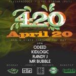 420 [LIVE Stream]