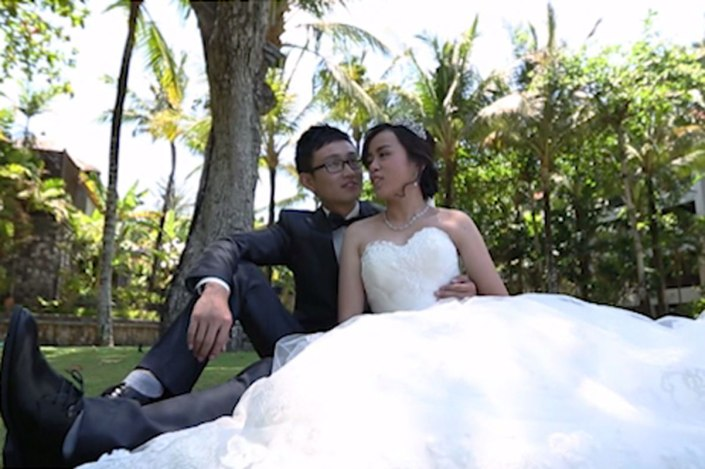 Wedding of Cheng Shan and Li Rongfa