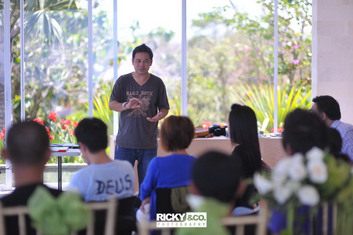 Unlimited Selling and Creativity at Villa Sanctus