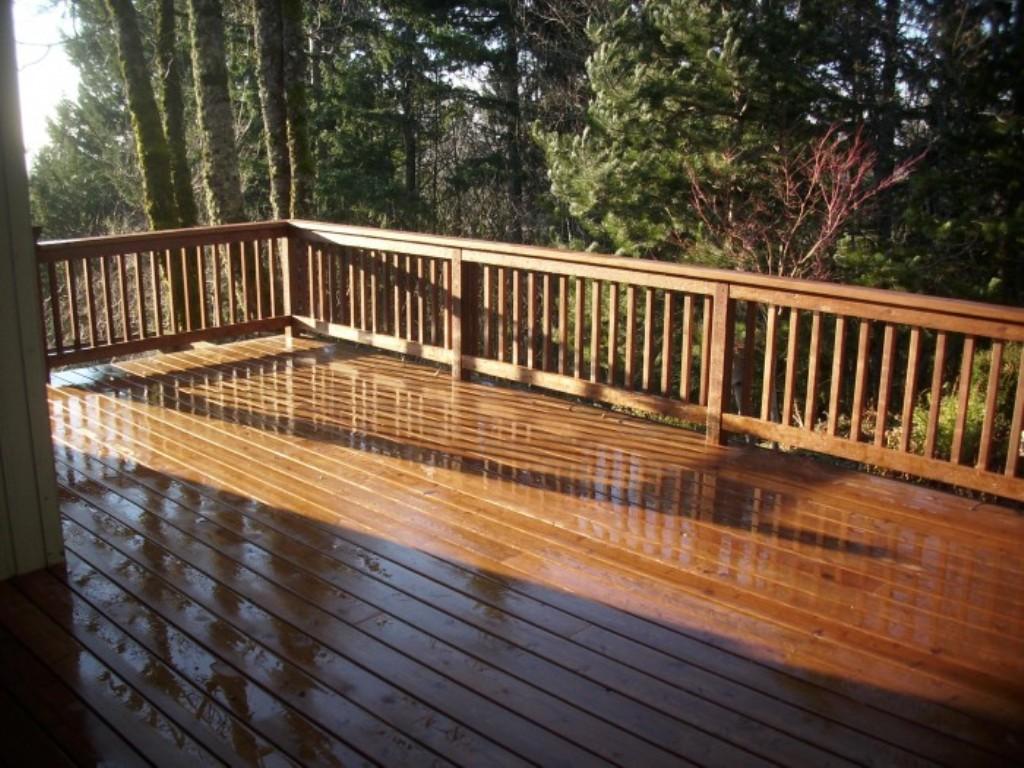 Cedar Deck Railing Black Aluminum Rickyhil Outdoor Ideas