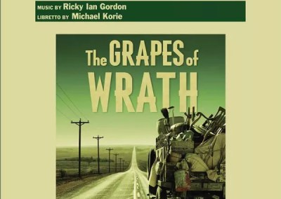 The Grapes of Wrath Solo Aria Collection