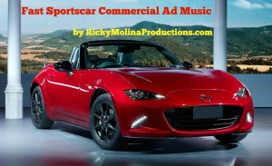 Fast Sportscar Commercial Ad Music