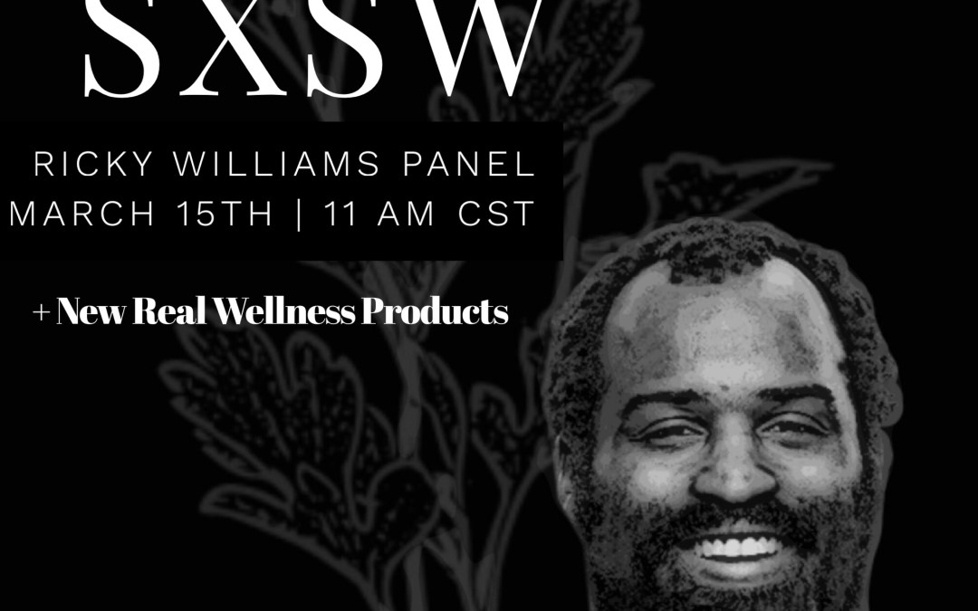 Cannabis and Wellness: The Body and Beyond with Ricky Williams