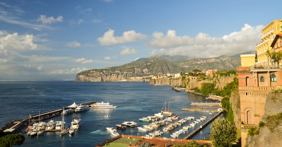 best tours of italy