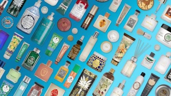 Italian Beauty products
