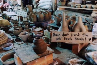 Sagada Pottery House