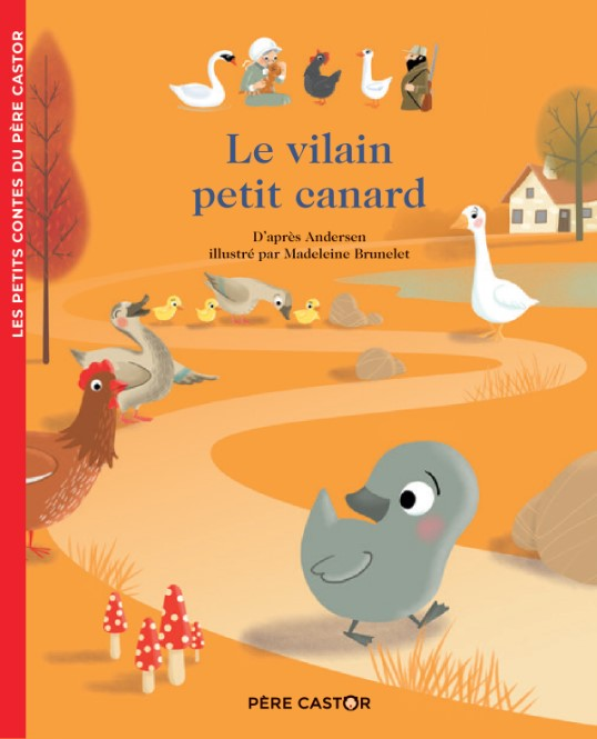 Les contes d'Andersen - 6e - Profil d'œuvre Français