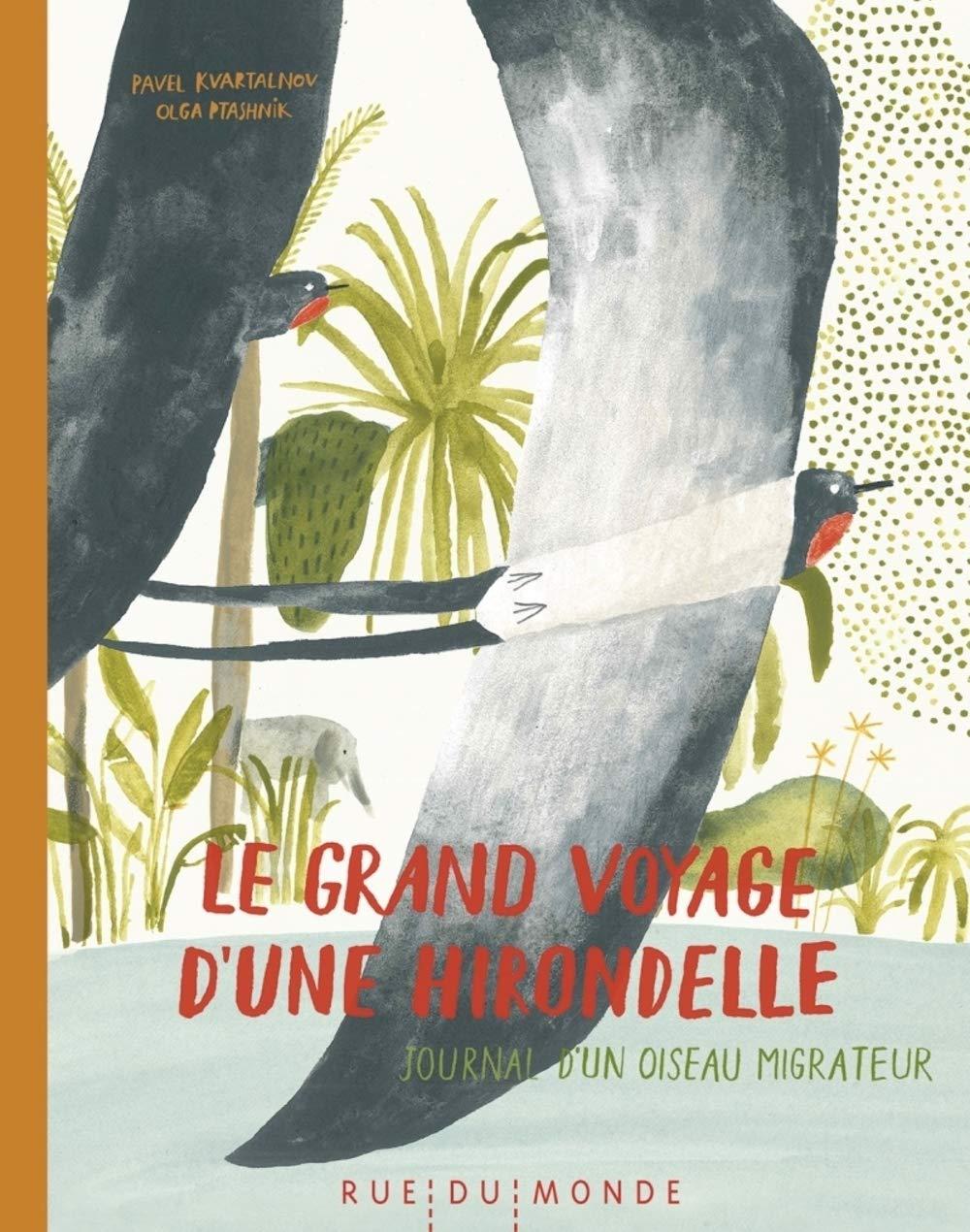 Hirondelle Qui Tourne En Rond : hirondelle, tourne, Grand, Voyage, D'une, Hirondelle, Journal, Oiseau, Migrateur