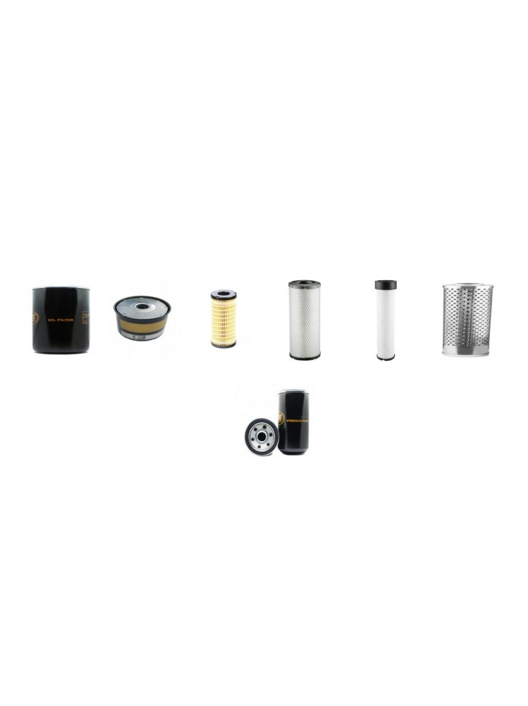 BENFORD PS 6000 Filter Service Kit w/Perkins Eng.