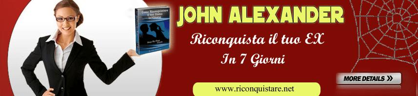 Come fare innamorare un narcisista banner john alexander