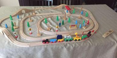 Thomas The Train Set
