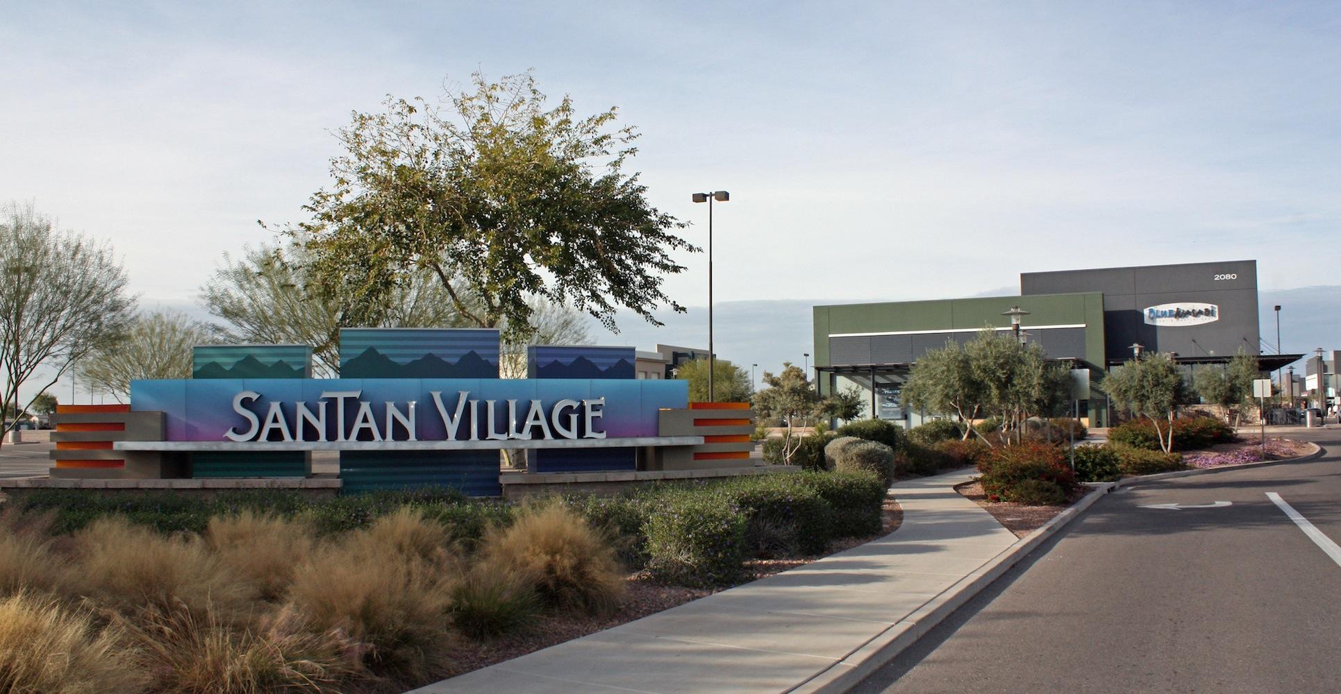 SanTan Village  Ricor Inc