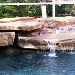 Heart Sounds Diagram Black Rhino Swimming Pool Waterfall Kits - Ricorock®, Inc.