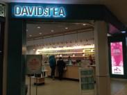 David's tea shop in Fort Mac