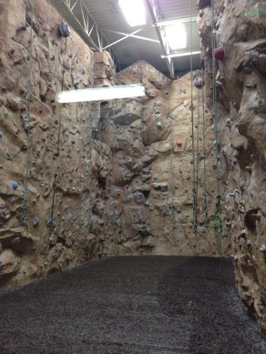 12. Climbing