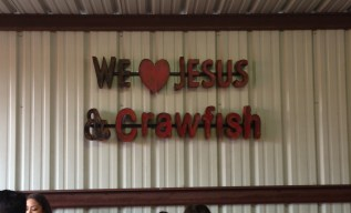 Crawfish Shack, Crosby, TX