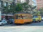 An italian tram