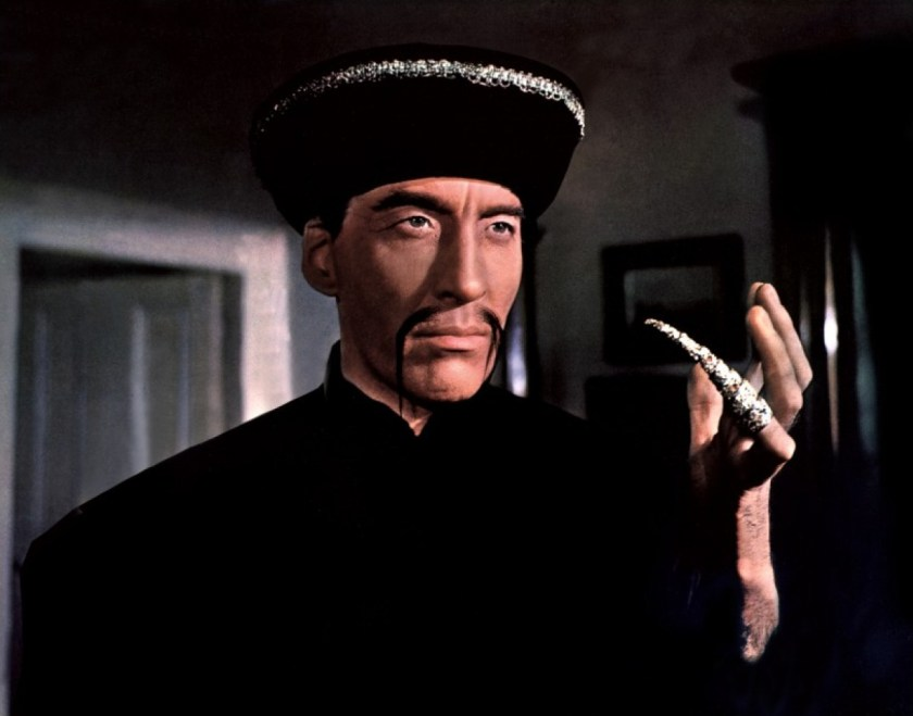 Christopher Lee series - Fu Manchu