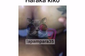 haraca kiko video porno con su novia