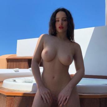 rosalia desnuda fake