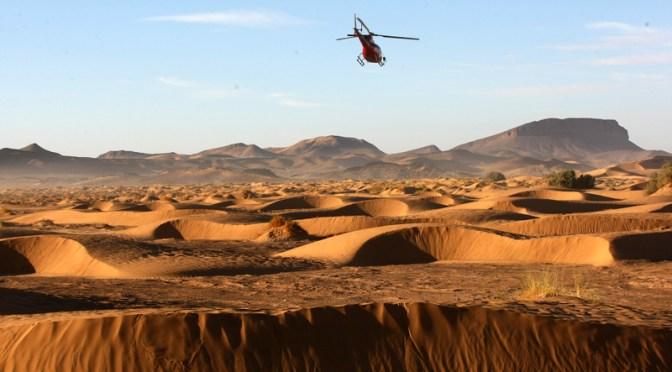 Le Rallye OiLibya du Maroc édition 2014 : les recos se terminent