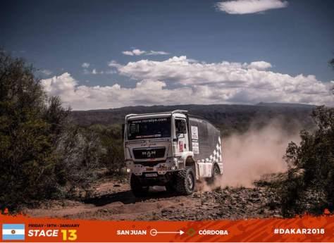 MAN Dakar 2018