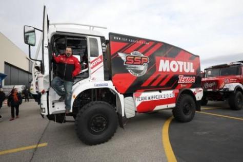 Dakar scrutineering and boarding from december 3 to 4 2019