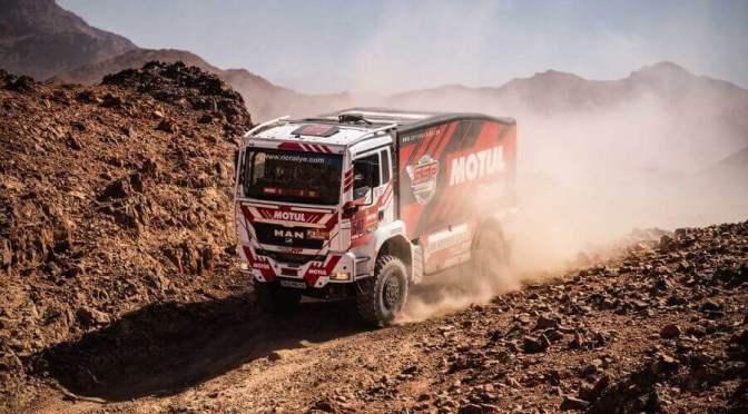 Dakar 2020 / étape 2