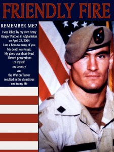 Pat Tillman friendly fire death