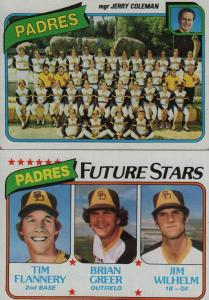 1979 Padres and Prospects