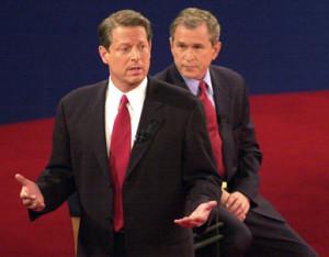 Gore Conceeds to Bush 12-12-2000