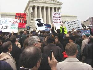 Supreme Court Bush v Gore