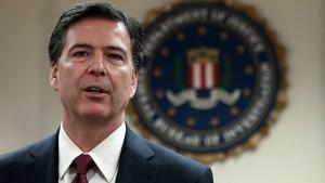 James Comey FBI Director
