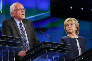 Sanders & Clinton 2016