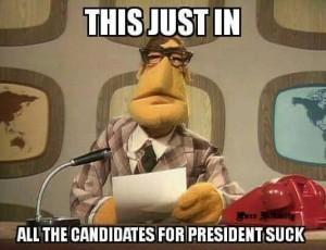 Muppet Talking Head