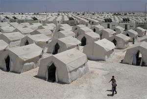 Syrian Refugee Camp_Turkey