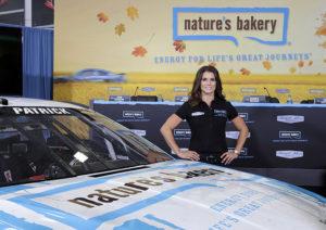 Danica Patrick: Nature's Bakery